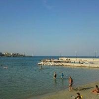 Photo taken at Porto di Otranto by J. C. on 8/31/2011