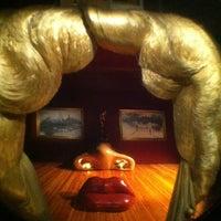 Photo taken at Teatre-Museu Salvador Dalí by Irina P. on 8/10/2012