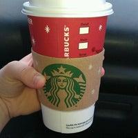 Photo taken at Starbucks by Emily C. on 11/24/2011