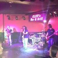 Photo taken at Cliff's Bar And Grill by Admiral Ackbar A. on 3/25/2012