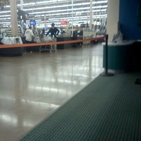 Photo taken at Walmart Supercenter by Courtney S. on 9/9/2011