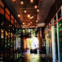 Photo taken at Thonglor Town Center by Kartarhut P. on 2/22/2012