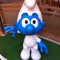 Photo taken at Belgian Comic Strip Center by Salim H. on 11/11/2011