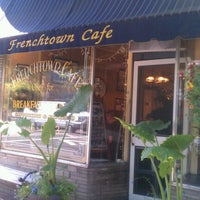 Photo taken at Frenchtown Cafe by Robert H. on 6/3/2012