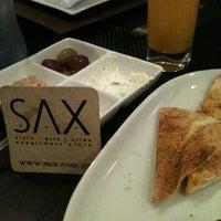 Foto tirada no(a) Bistro S.A.X. por Daniella M. em 3/17/2012