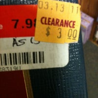 Photo taken at Half Price Books by Alicia C. on 3/20/2011