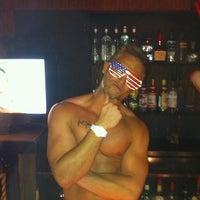Photo taken at Just John's Nightclub by Harrison R. on 1/7/2011