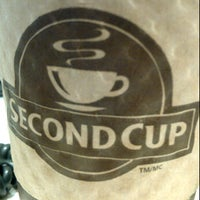 Photo taken at Second Cup by Shanika G. on 10/13/2011