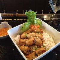 Photo taken at Saigon Kitchen by Hiroko T. on 6/10/2012