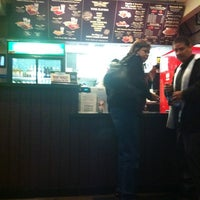 Photo taken at Wingstop by John D. on 10/22/2011