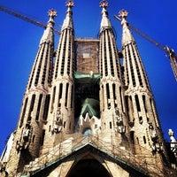 Photo prise au Sagrada Família par Evan T. le6/24/2012
