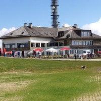 Das Foto wurde bei Gipfel Restaurant Cima von Alex G. am 8/14/2012 aufgenommen