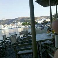 Photo taken at Patmos by Elad K. on 7/13/2012