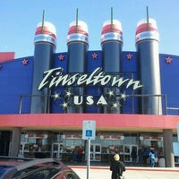 Photo taken at Cinemark Tinseltown 20 & XD by excitable h. on 1/1/2012