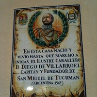 Photo taken at Parroquia Santa Catalina by Casillas S. on 10/16/2011