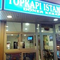 Photo taken at Topkapi Istanbul by Ricardo M. on 3/14/2012