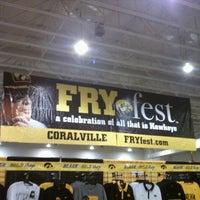 Photo taken at Fryfest by Alex N. on 9/2/2011