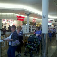 Photo taken at Food Court @ Governor's Square Mall by brad f. on 12/6/2011