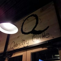 Photo taken at Quandary Grill by Ryan P. on 12/21/2011