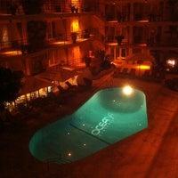 Photo taken at Oceana Beach Club Hotel by Charlie W. on 1/11/2011