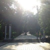 Photo prise au Парк КПI par Lilu P. le8/26/2012