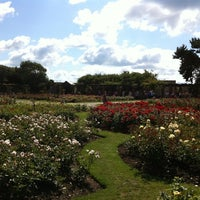 Photo taken at Southsea Rose Garden by marymaryw on 7/23/2011