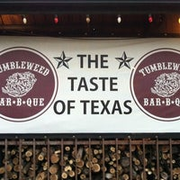 Photo taken at Tumbleweed Bar B Que by Mark L. on 4/24/2011