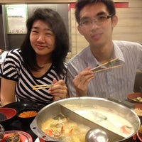 Photo taken at Shabushi by Wanwisa K. on 2/29/2012