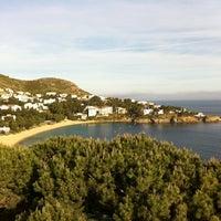 Photo taken at Hotel Almadraba Park by Hotel Empordà on 9/5/2012