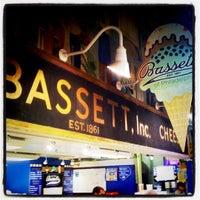 Photo taken at Bassett's Ice Cream by Trevor H. on 9/4/2011