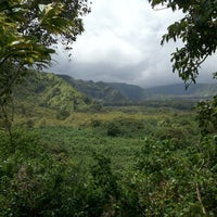 Photo taken at Wailua Valley State Wayside by Robert S. on 4/12/2012