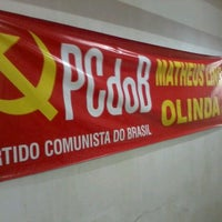 Photo taken at Comitê Matheus Lins 65.000 by Felipe C. on 8/27/2012