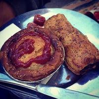 Photo taken at Bourke Street Bakery by Kae Yen W. on 8/2/2012