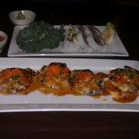 Photo taken at KUMA Sushi by Carmen O. on 3/19/2012