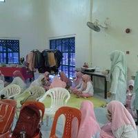 Photo taken at Mahallah Nusaibah by Sakinah S. on 7/7/2012