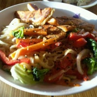 Photo taken at Noodles & Company by Rebecca on 3/26/2012