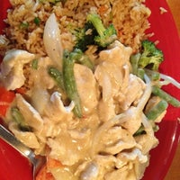 Photo taken at Pei Wei by Siul N. on 6/21/2012