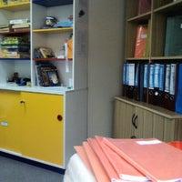 Foto tomada en Sede Tecnología Médica y Fonoaudiología - Universidad de Valparaíso por Constanza M. el 8/17/2012