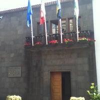 Photo taken at Câmara Municipal de Santa Cruz by Pedro👌 M. on 3/26/2012