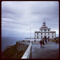 Photo taken at Faro de Fisterra by Iker R. on 4/6/2012