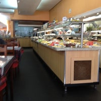 Photo taken at Requinte Pizzaria e Restaurante by Anderson J. on 6/26/2012