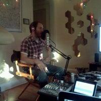 Photo taken at Wheels Brewing Co. Studio by Caity R. on 6/6/2012