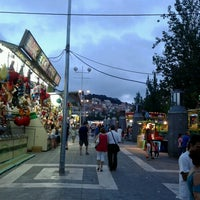 Photo taken at Festes Del Carmel by Carles A. on 7/12/2012