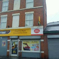 Photo taken at coventry road Post Office by David M. on 6/3/2012
