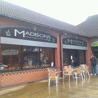Photo taken at Madisons Cafe by Dale W. on 7/4/2012