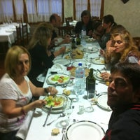 Photo taken at Hotel Restaurante Peña Sagra by Enrique B. on 6/30/2012