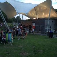 Photo taken at Crockett Park by Ashley L. on 6/4/2012