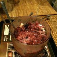 Photo taken at Caffé bene by Yong Gun L. on 7/21/2012