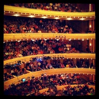 Photo taken at The Smith Center for the Performing Arts by Roger Erik T. on 9/3/2012