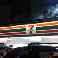 Photo taken at 7- Eleven by Paulina G. on 2/18/2012